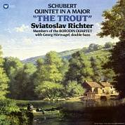 Sviatoslav Richter ‎- Schubert: Piano Quintet The Trout
