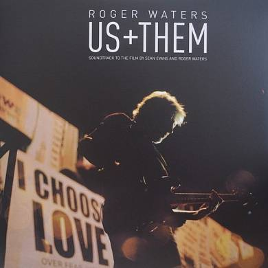 Roger Waters ‎- Us + Them (3 LP Set)