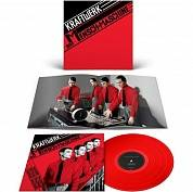 Kraftwerk ‎– The Man Machine (Limited Special Edition Red 180g Vinyl)