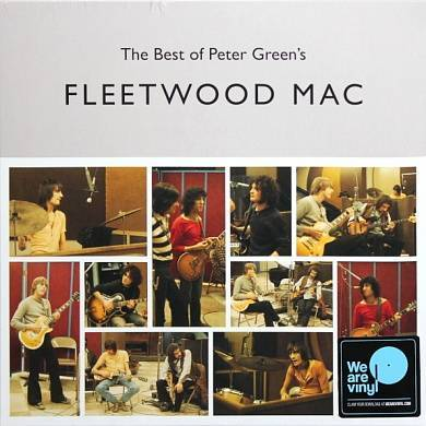 Fleetwood Mac ‎- The Best Of Peter Green's Fleetwood Mac
