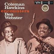 Coleman Hawkins & Ben Webster ‎- Coleman Hawkins Encounters Ben Webster