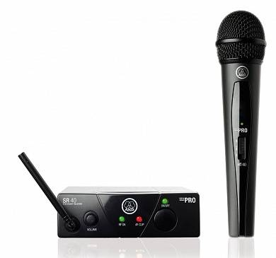 AKG WMS40 Mini Vocal Set Band US45A