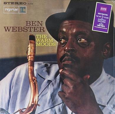 Ben Webster - The Warm Moods (180gr, Pure Pleasure Records)