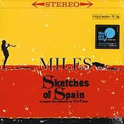 Miles Davis ‎- Sketches Of Spain