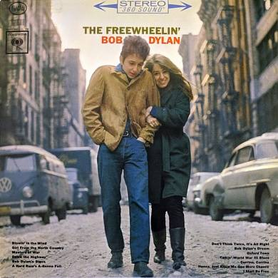 Bob Dylan ‎- The Freewheelin' Bob Dylan