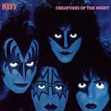 Kiss ‎- Creatures Of The Night