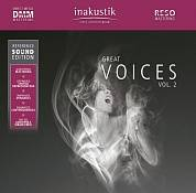 Various ‎- Great Voices Vol. 2 (2Lp)