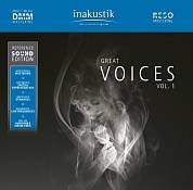 Various ‎- Great Voices Vol. 1 (2Lp)